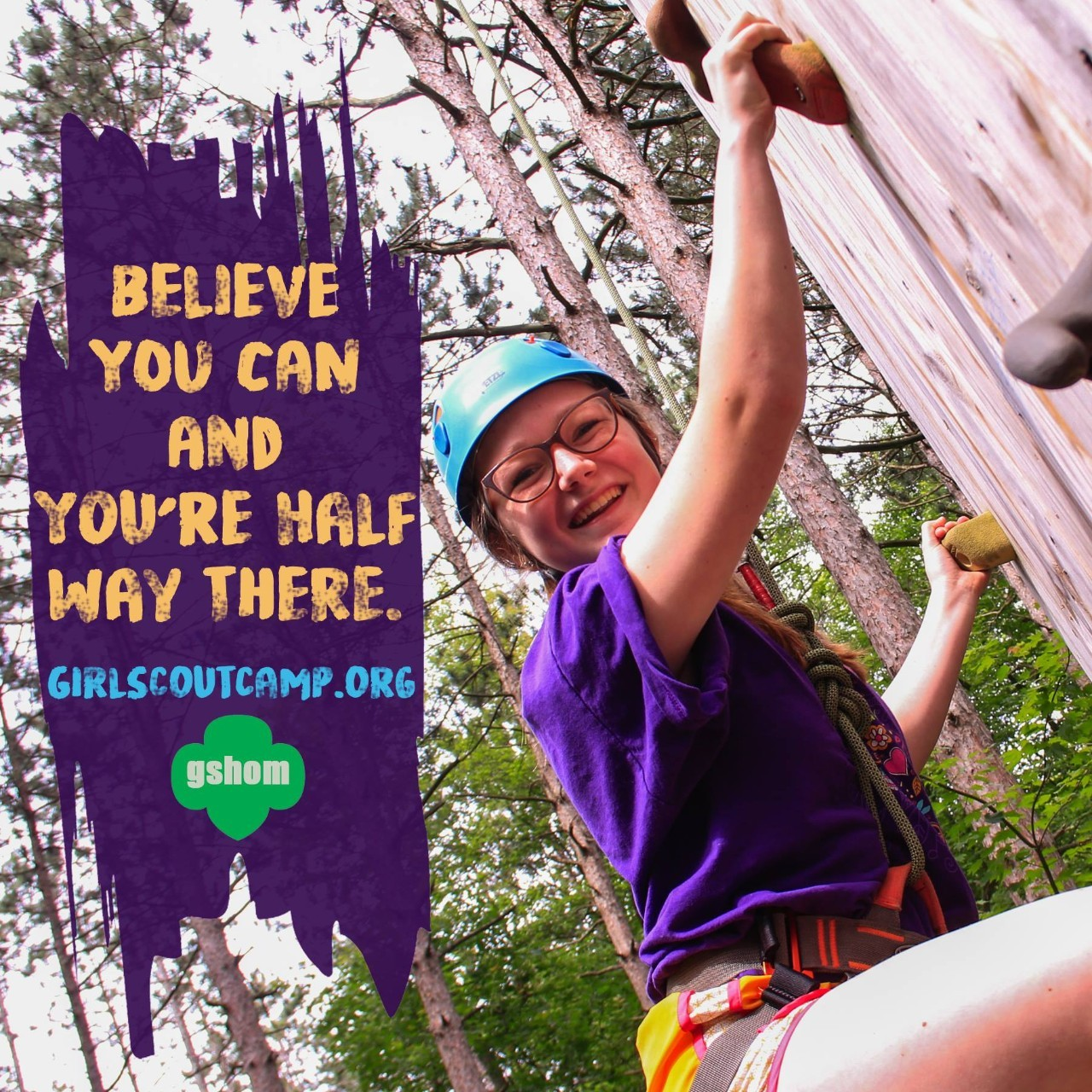 Believe You Can - Camp