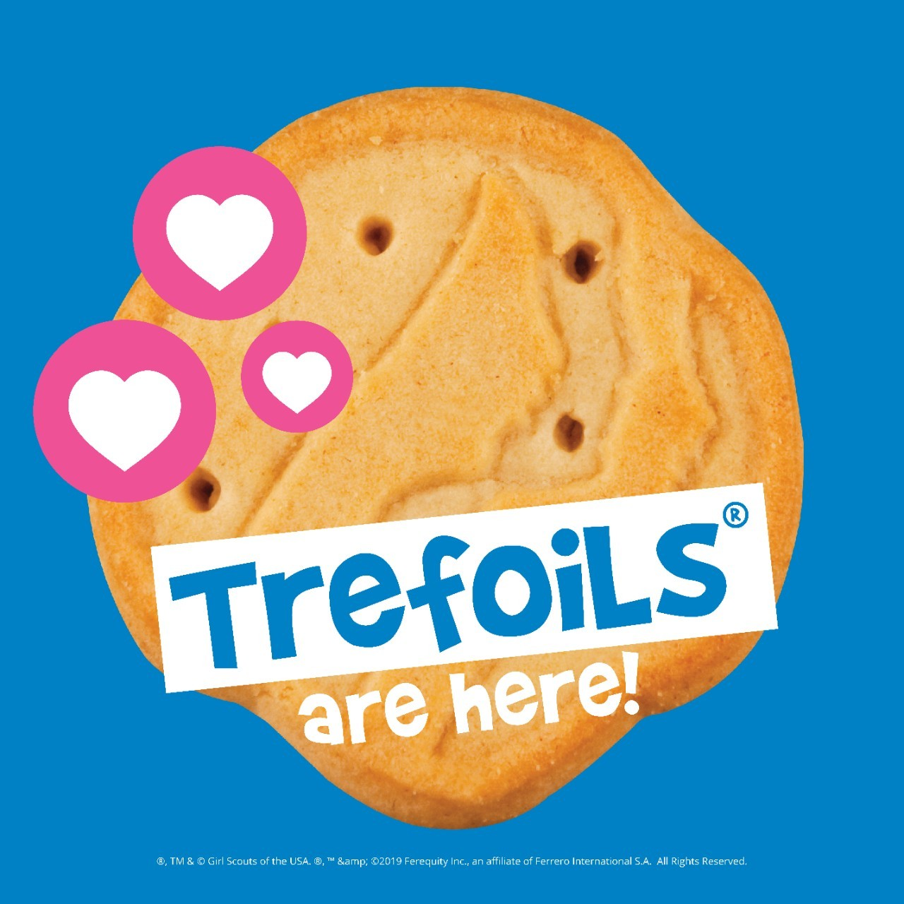 Trefoils are here