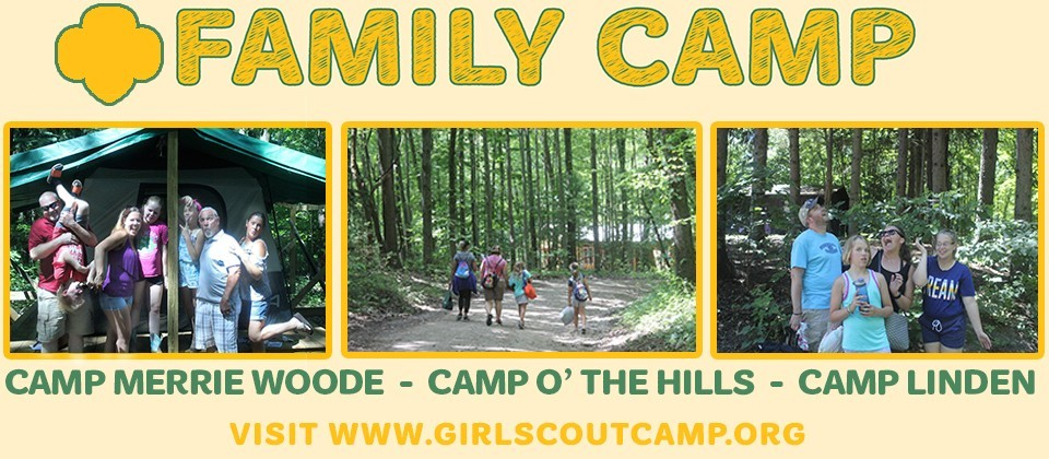 Family Camp Banner