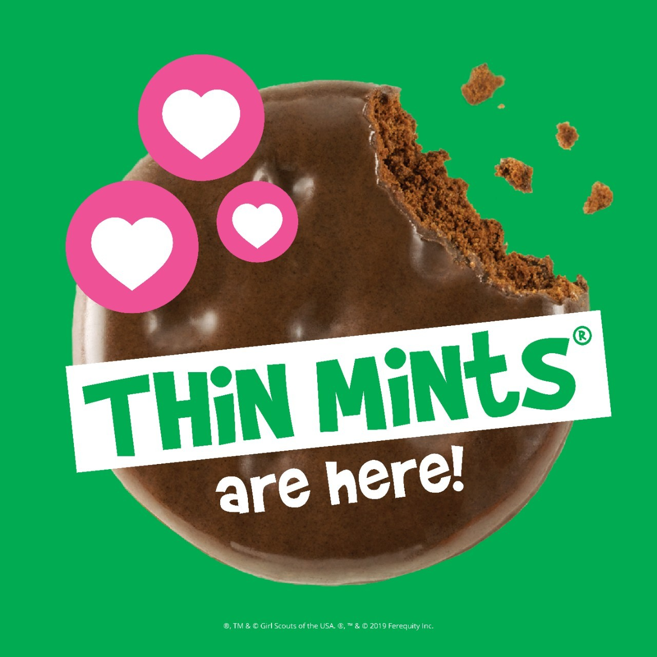 Thin Mints are here