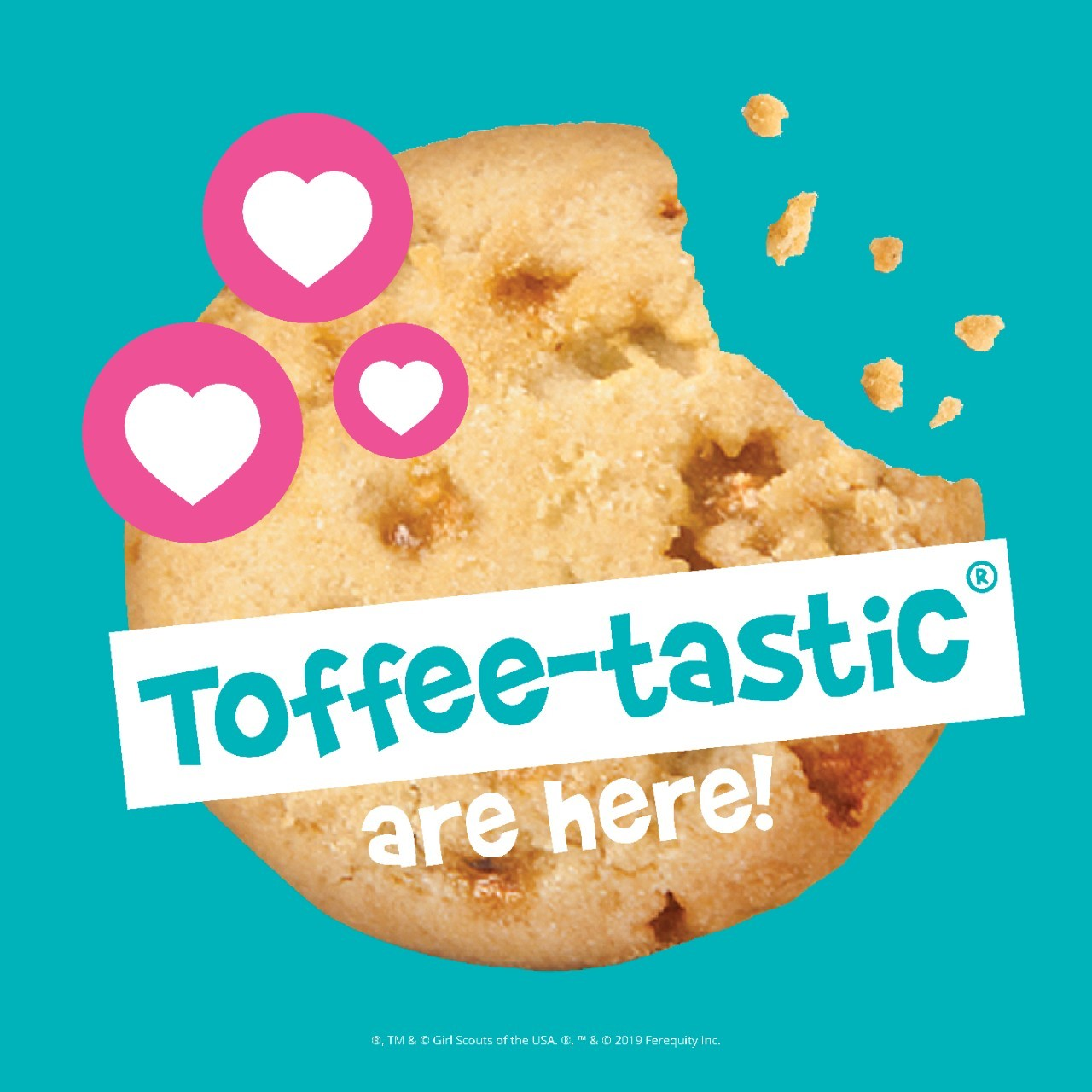 Toffee-tastic are here