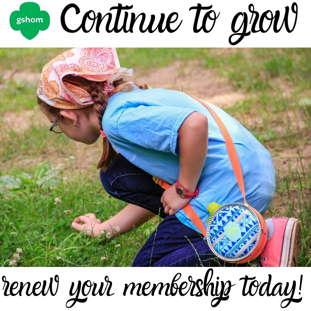 Renew your membership - continue to grow