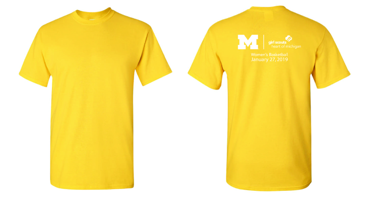2018 U of M T-shirt Contest Template
